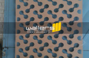 WP-054 MDF Grille Panel