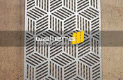 WP-055 MDF Grille Panel